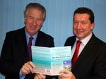 Michael Mahoney with MP