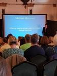 Michael Mahoney presenting